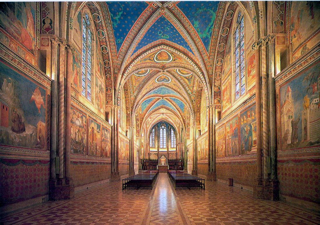 Giotto e la Cappella degli Scrovegi   A spasso nell'arte